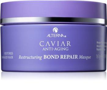 Alterna Caviar Anti-Aging Restructuring Bond Repair mélyhidratáló maszk a károsult hajra