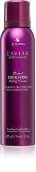 Alterna Caviar Anti-Aging Clinical Densifying schiuma modellante per capelli delicati e diradati