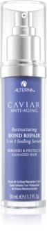 Alterna Caviar Anti-Aging Restructuring Bond Repair sérum rénovateur cheveux pour cheveux abîmés et fragiles