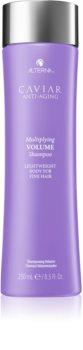Alterna Caviar Anti-Aging Multiplying Volume shampoo per capelli per aumentare il volume