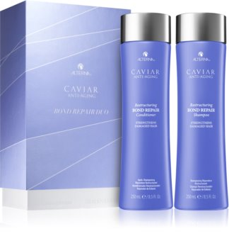 Alterna Caviar Anti-Aging kosmetická sada II. (pro poškozené vlasy)