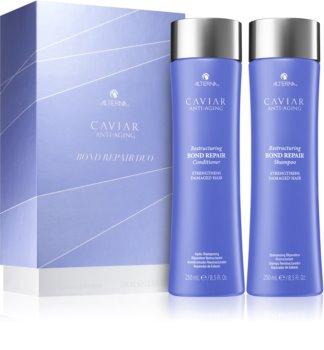 Alterna Caviar Style Anti-Aging kosmetická sada II. (pro poškozené vlasy)