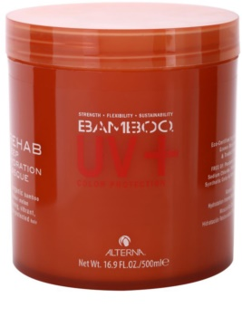 Alterna Bamboo Color Hold+ masque hydratant pour cheveux colorés
