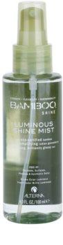 Alterna Bamboo Shine Mist  voor Glanzend en Zacht Haar