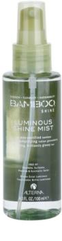 Alterna Bamboo Shine névoa para cabelo brilhante e macio