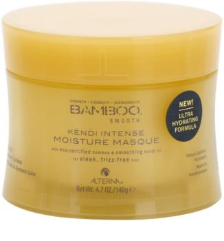 Alterna Bamboo Smooth Intensief Verzorgende Masker  na Chemisch Behandeld Haar