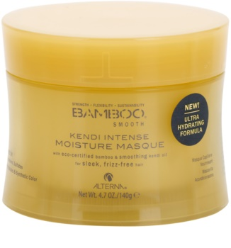 Alterna Bamboo Smooth intensive Pflegemaske für chemisch behandeltes Haar