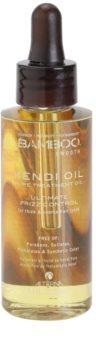 Alterna Bamboo Smooth óleo 100% de cuidado anti-crespo
