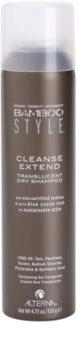 Alterna Bamboo Style suchý šampón bez sulfátov a parabénov