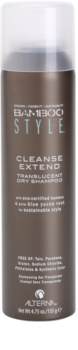 Alterna Bamboo Style suchy szampon bez sulfatów i parabenów