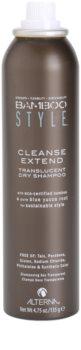 Alterna Bamboo Style Droog Shampoo  zonder Suflaat en zonder Parabeen