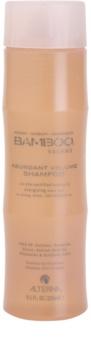 Alterna Bamboo Volume shampoing pour donner du volume