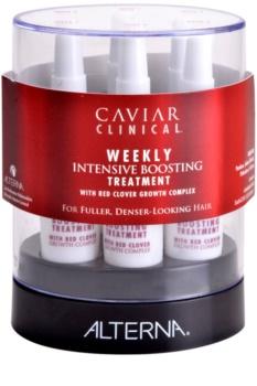 Alterna Caviar Style Clinical tratamento semanal intensivo para cabelo fino e escasso