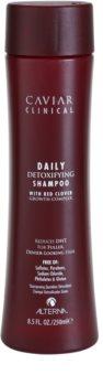 Alterna Caviar Clinical shampoo disintossicante giorno non contiene solfati