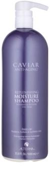 Alterna Caviar Moisture champô hidratante  para cabelo seco