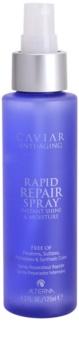 Alterna Caviar Style spray para regeneração instantânea proporciona hidratação e brilho