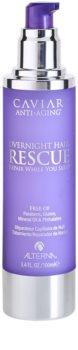 Alterna Caviar Treatment mascarilla de noche regeneradora  para cabello maltratado o dañado
