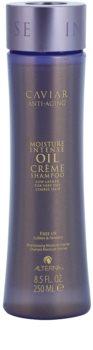 Alterna Caviar Moisture Intense Oil Creme šampón pre veľmi suché vlasy