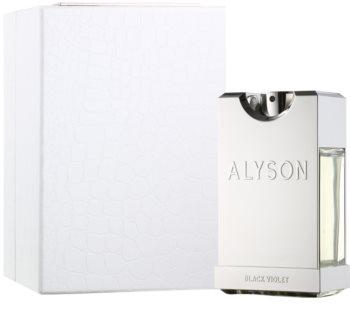 Alyson Oldoini Black Violet eau de parfum pour femme 100 ml