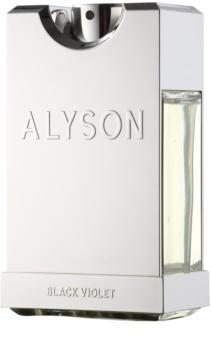 Alyson Oldoini Black Violet Eau de Parfum para mulheres 100 ml