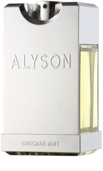 Alyson Oldoini Chocman Mint eau de parfum férfiaknak 100 ml