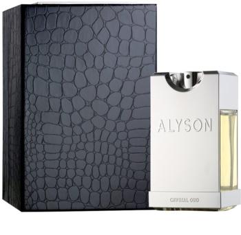 Alyson Oldoini Crystal Oud eau de parfum pour homme 100 ml