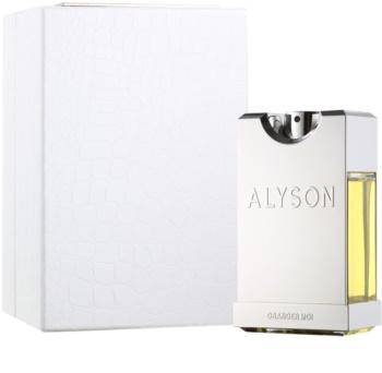Alyson Oldoini Oranger Moi Eau de Parfum para mulheres 100 ml