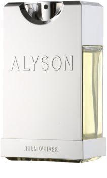 Alyson Oldoini Rhum d'Hiver Eau de Parfum für Herren 100 ml