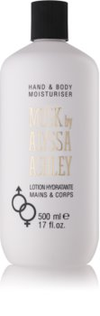 Alyssa Ashley Musk leite corporal unissexo 500 ml