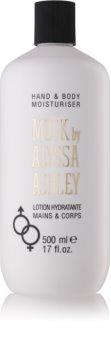 Alyssa Ashley Musk leite corporal unissexo 500 ml