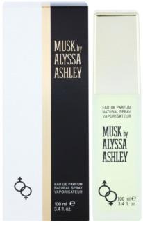 Alyssa Ashley Musk eau de parfum unissexo 100 ml