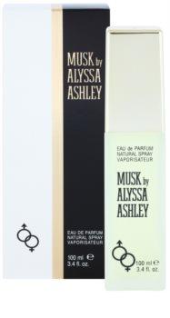 Alyssa Ashley Musk eau de parfum mixte 100 ml