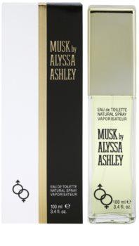 Alyssa Ashley Musk eau de toilette Unisex