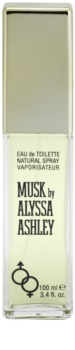Alyssa Ashley Musk Eau de Toillete unisex 100 μλ