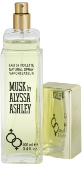Alyssa Ashley Musk toaletní voda unisex 100 ml