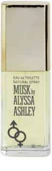 Alyssa Ashley Musk toaletná voda tester unisex 50 ml
