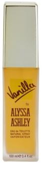 Alyssa Ashley Vanilla eau de toilette pentru femei 100 ml