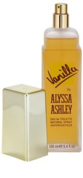 Alyssa Ashley Vanilla toaletna voda za žene 100 ml