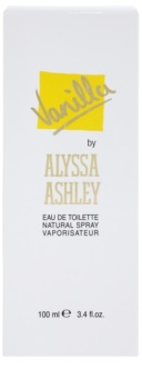 Alyssa Ashley Vanilla eau de toilette pour femme 100 ml