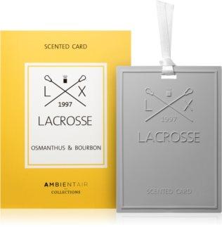 Ambientair Lacrosse Osmanthus & Bourbon parfum pentru dulap