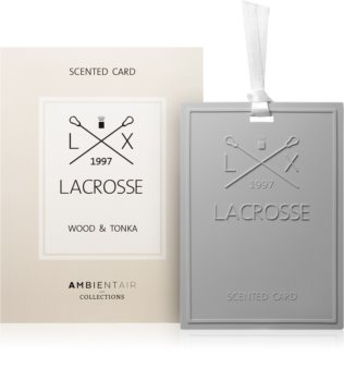 Ambientair Lacrosse Wood & Tonka vôňa do prádla