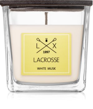 Ambientair Lacrosse White Musk scented candle