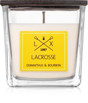 Ambientair Lacrosse Osmanthus & Bourbon bougie parfumée 200 g