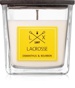 Ambientair Lacrosse Osmanthus & Bourbon bougie parfumée