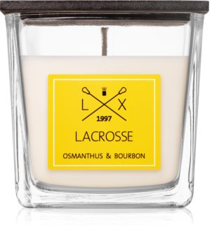 Ambientair Lacrosse Osmanthus & Bourbon illatos gyertya