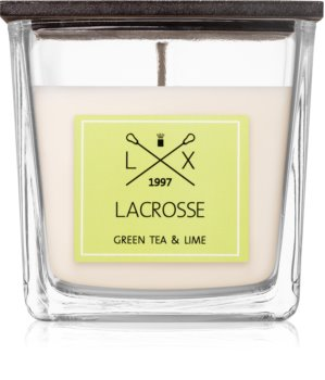 Ambientair Lacrosse Green Tea & Lime Scented Candle 200 g