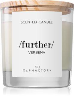 Ambientair Verbena dišeča sveča  (Further)