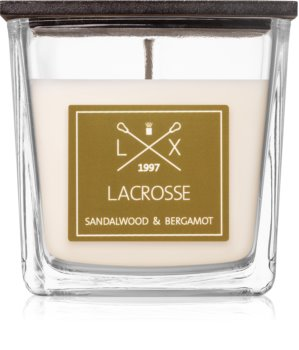 Ambientair Lacrosse Sandalwood & Bergamot bougie parfumée