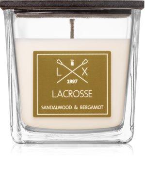 Ambientair Lacrosse Sandalwood & Bergamot Scented Candle 200 g