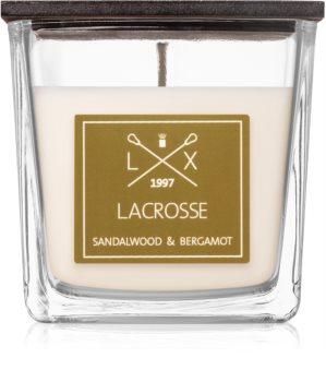 Ambientair Lacrosse Sandalwood & Bergamot vonná sviečka 200 g